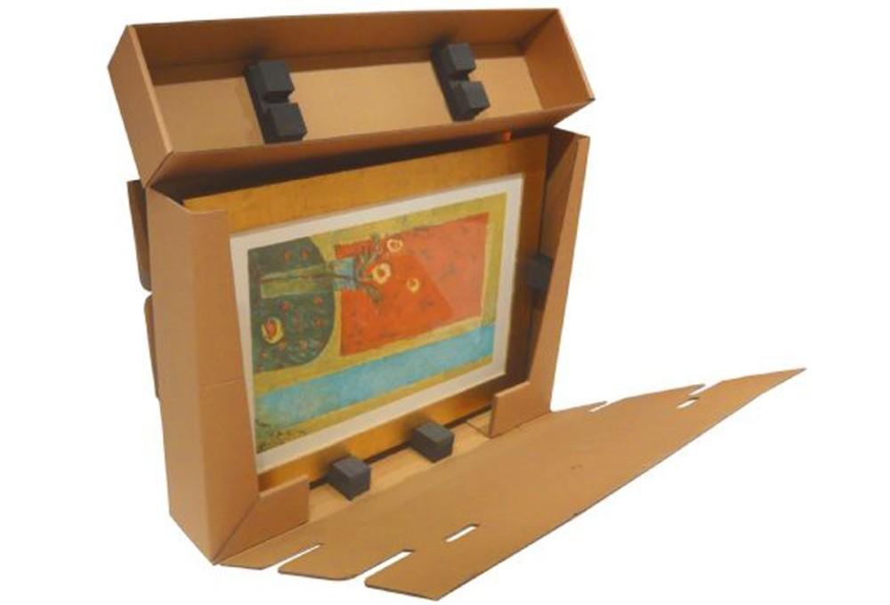 transporte de pinturas